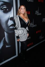 """Mariah Carey - """"A Fall From Grace"""" Premiere in New York City"""