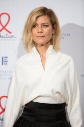 Marina Fois – Fashion Dinner for AIDS Sidaction Association in Paris 01/23/2020