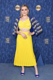 Meg Donnelly – ABC Television's Winter Press Tour 2020 in Pasadena
