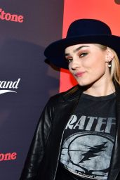Meg Donnelly – Less Noise, More Music! Lucky Brand Presents Third Eye Blind + Special Guest 01/23/2020