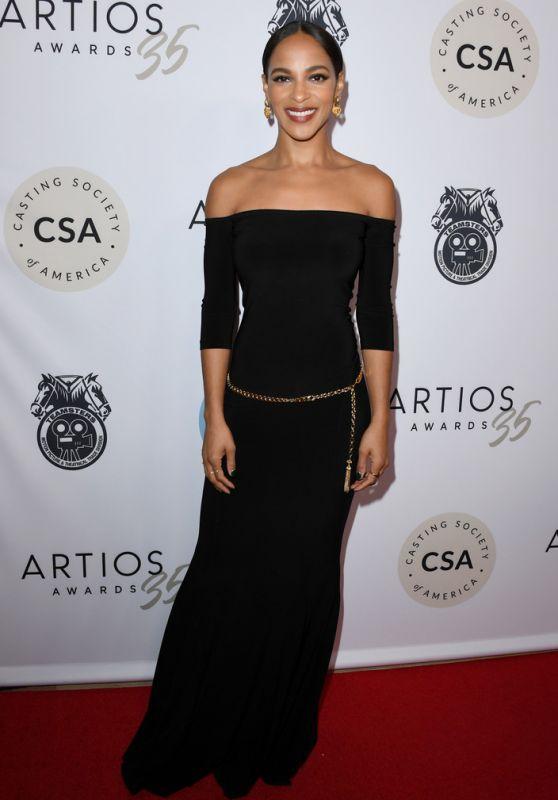 Megalyn Echikunwoke – Casting Society Of America's Artios Awards in Beverly Hills 01/30/2020