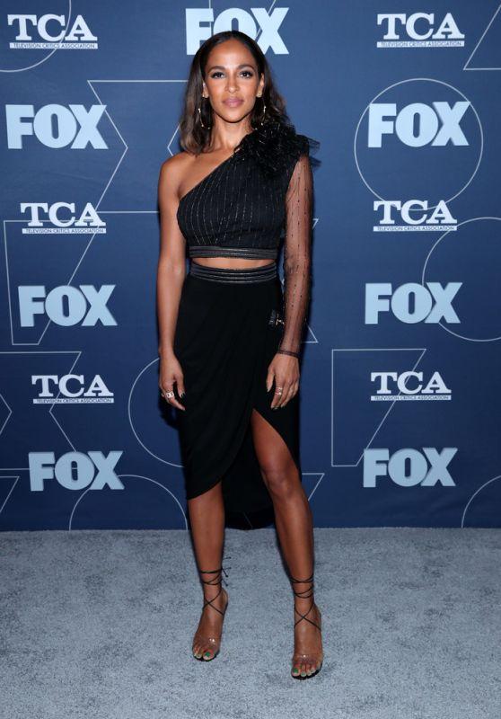 Megalyn Echikunwoke – FOX Winter TCA All Star Party in Pasadena 01/07/2020