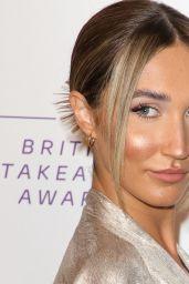 Megan McKenna - British Takeaway Awards 2020