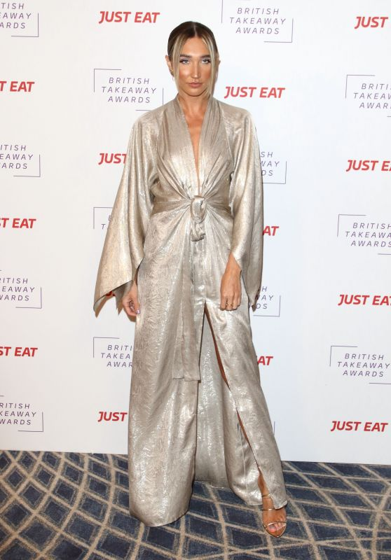 Megan McKenna - British Takeaway Awards 2020