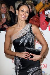 Melanie Sykes – National Television Awards 2020 in London