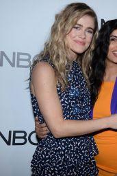 Melissa Roxburgh - NBC and The Cinema Society Party in NY 01/23/2020