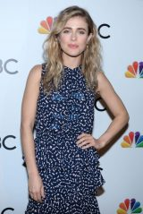 Melissa Roxburgh - NBC and The Cinema Society Party in NY 01/23/2020