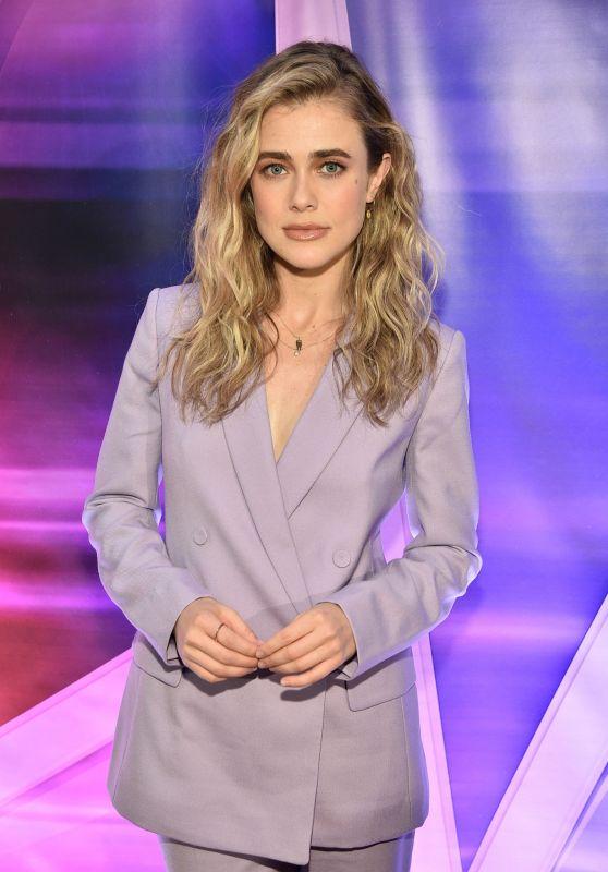 Melissa Roxburgh – NBC Midseason New York Press Junket 01/23/2020