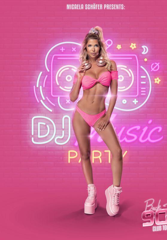 Micaela Schaefer - Back to the 90´s Clubtour 2020 Promos