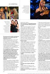 Michelle Hunziker – F. Magazine 01/07/2020 Issue