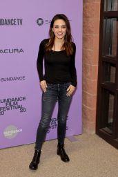 "Mila Kunis - ""Four Good Days"" Premiere at Sundance Film Festival"