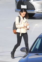 Mila Kunis - Heads to a Meeting in Beverly Hills 01/21/2020
