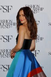 Minka Kelly - The Fashion Scholarship Fund Gala in NYC 01/07/2020