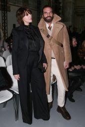Monica Bellucci - Alexandre Vauthier Haute Couture Fashion Show in Paris 01/21/2020