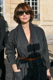 Monica Bellucci – Dior Haute Couture Show at Paris Fashion Week 01/20/2020