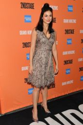 "Morena Baccarin - ""Grand Horizons"" Opening Night in NYC"