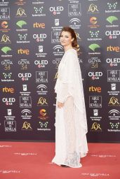 Najwa Nimri – Goya Cinema Awards 2020 in Madrid