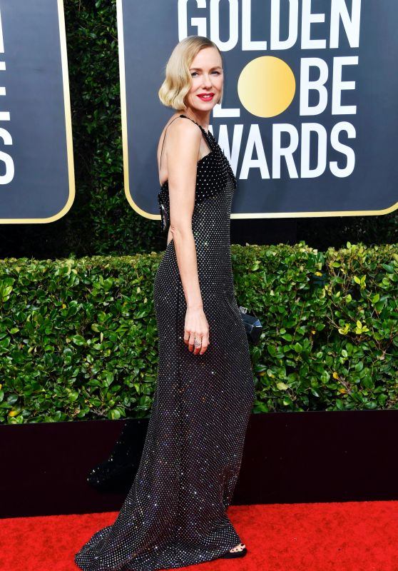 Naomi Watts – 2020 Golden Globe Awards