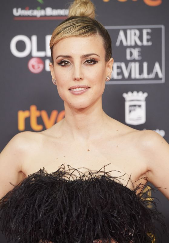 Natalia de Molina – Goya Cinema Awards 2020 in Madrid