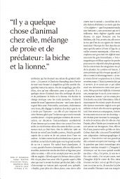Natalia Vodianova - Marie Claire France February 2020 Issue