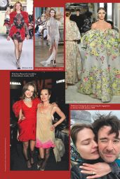 Natalia Vodianova - Tatler UK March 2020 Issue