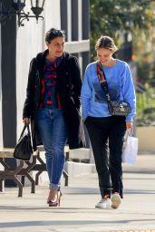 Natalie Portman - Crossroads Kitchen Restaurant in West Hollywood 01/14/2020