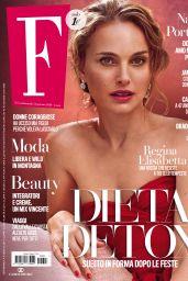 Natalie Portman - F Magazine 01/22/2020 Issue