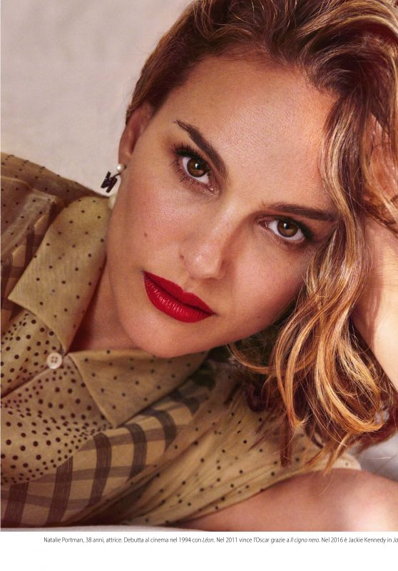 Natalie Portman - F Magazine 01/22/2020 Issue