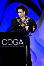 Nathalie Emmanuel - Costumes Designers Guild Awards 2020