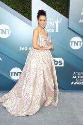 Nathalie Emmanuel – Screen Actors Guild Awards 2020