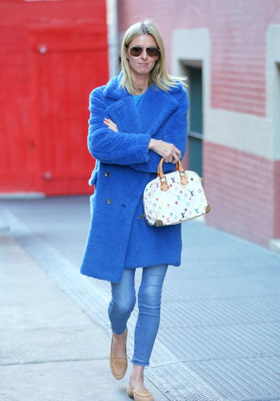 Nicky Hilton - Out in New York City 01/10/2020