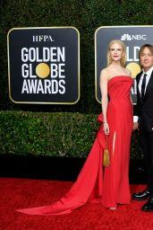 Nicole Kidman – 2020 Golden Globe Awards