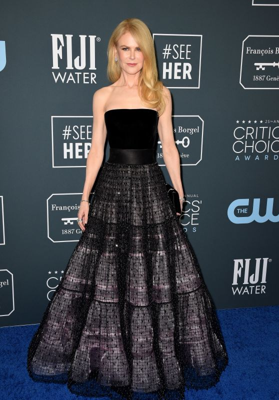 Nicole Kidman – Critics' Choice Awards 2020
