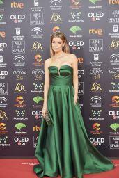 Nicole Kimpel – Goya Cinema Awards 2020 Red Carpet in Madrid 01/25/2020