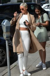 Nicole Murphy - Out in Beverly Hills 01/25/2020