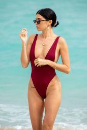 Nicole Williams in a Swimsuit - Miami 01/27/2020