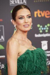 Nieves Alvarez – Goya Cinema Awards 2020 in Madrid