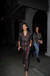 Nina Dobrev Night Out Style 01/07/2020