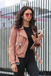 Nina Dobrev - Out in West Hollywood 01/09/2020