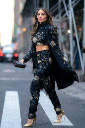 Olivia Culpo - Out in NYC 01/24/2020