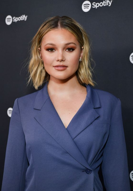 Olivia Holt - Best New Artist Party in Los Angeles 01/23/2020