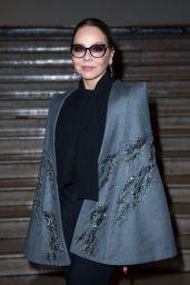 Ornella Muti – Antonio Grimaldi Show at Paris Fashion Week 01/20/2020