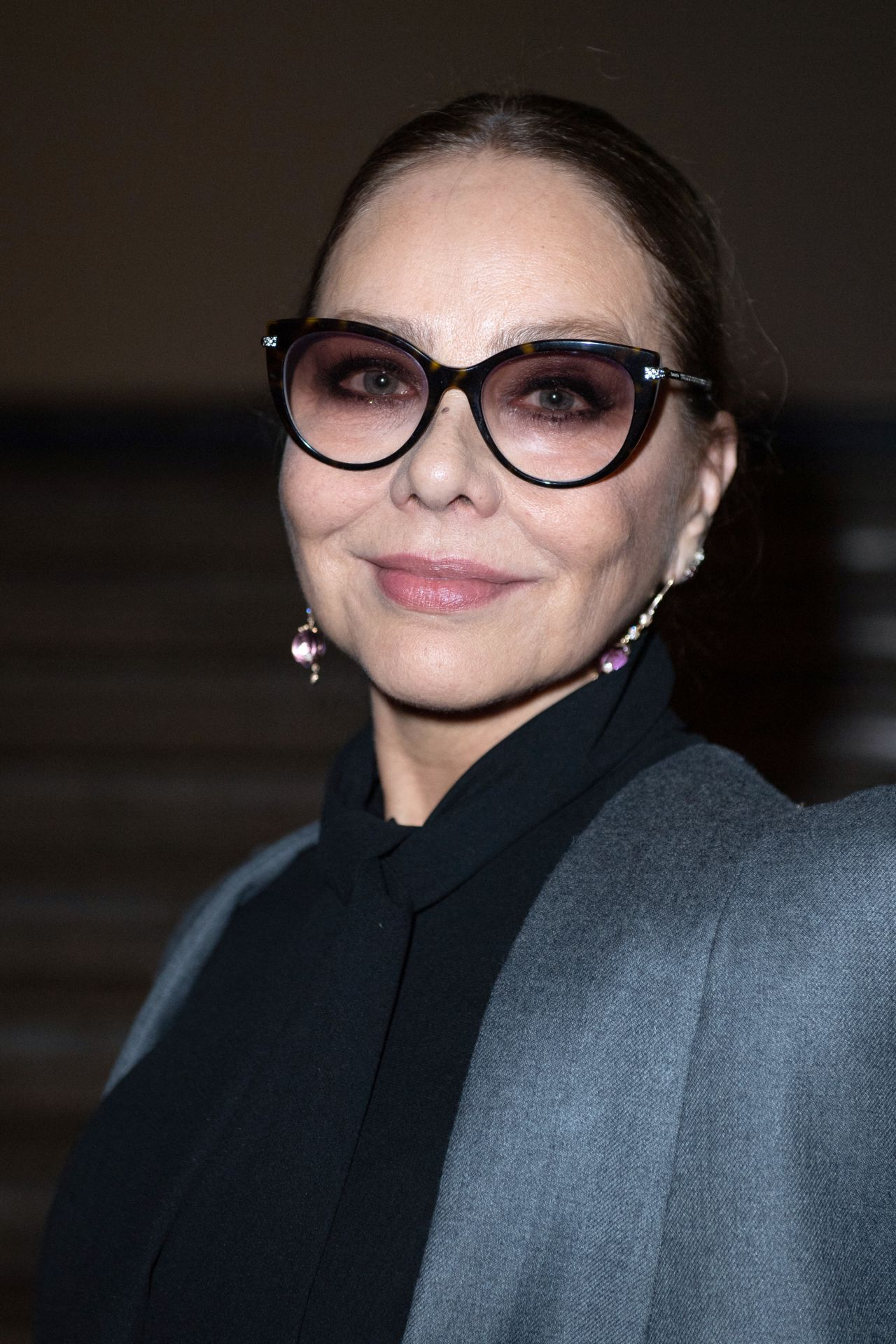 Ornella Muti - Antonio Grimaldi Show at Paris Fashion Week