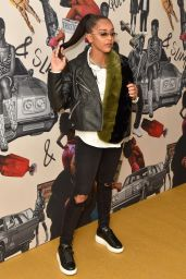 """Paigey Cakey – """"Queen and Slim"""" Premiere in London"""