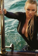 Pamela Anderson - Maxim Magazine Australia February 2020 Issue