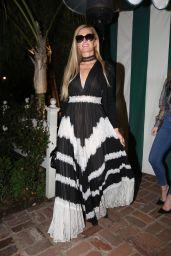Paris Hilton - San Vicente Bungalows in West Hollywood 01/13/2020