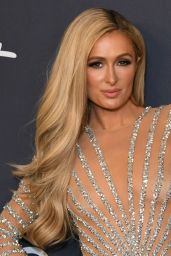 Paris Hilton – Warner Bros. and InStyle 2020 Golden Globe After Party