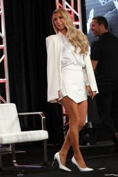 Paris Hilton - Youtube Winter TCA Presentation in Pasadena 01/18/2020