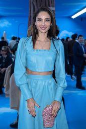 Patricia Contreras - Louis Vuitton Menswear Show at Paris Fashion Week 01/16/2020