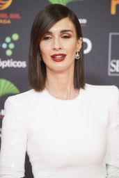 Paz Vega – Goya Cinema Awards 2020 in Madrid